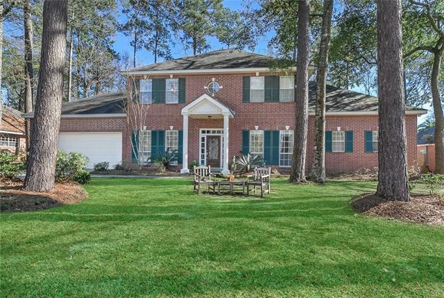 268 Evangeline Drive, Mandeville, LA 70471 (MLS #2188230) :: Turner Real Estate Group