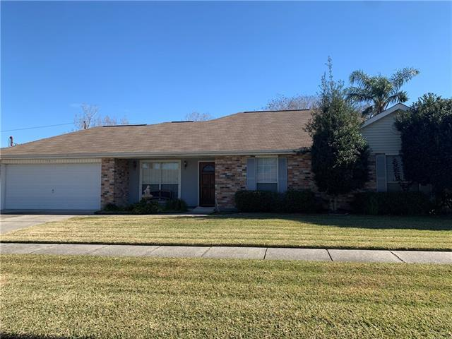 3817 Hillcrest Drive, Marrero, LA 70072 (MLS #2189255) :: Turner Real Estate Group