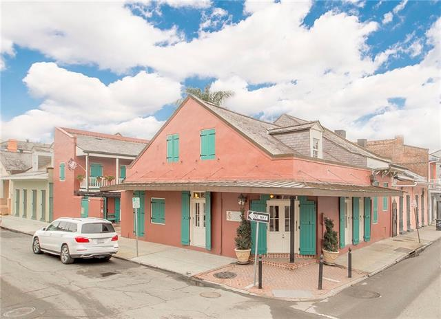 721-723 Burgundy Street, New Orleans, LA 70116 (MLS #2190585) :: Robin Realty