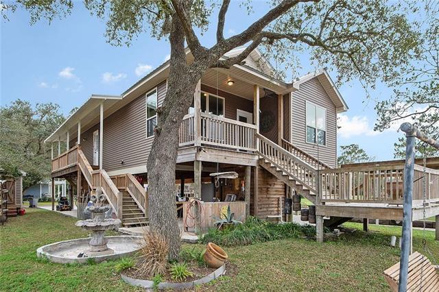28481 Lake N Drive, Lacombe, LA 70445 (MLS #2191833) :: Inhab Real Estate