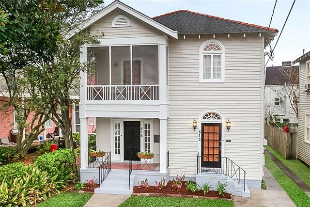 613-615 Jefferson Avenue, New Orleans, LA 70115 (MLS #2191929) :: Inhab Real Estate