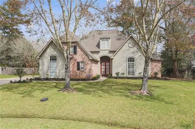 14 Laurel Oak Drive, Covington, LA 70433 (MLS #2192671) :: Turner Real Estate Group