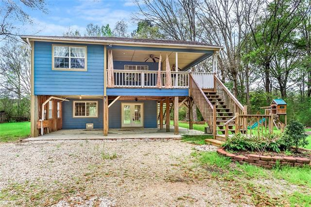 73495 Hillcrest Boulevard, Abita Springs, LA 70420 (MLS #2194787) :: Turner Real Estate Group