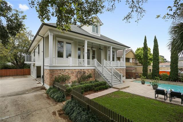 10 Finch Street, New Orleans, LA 70124 (MLS #2195559) :: The Sibley Group