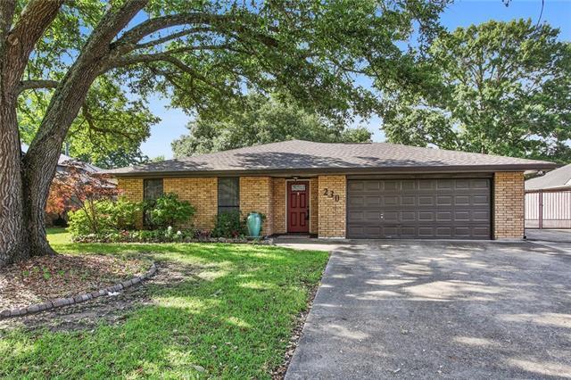 230 Devon Road, La Place, LA 70068 (MLS #2197034) :: Inhab Real Estate