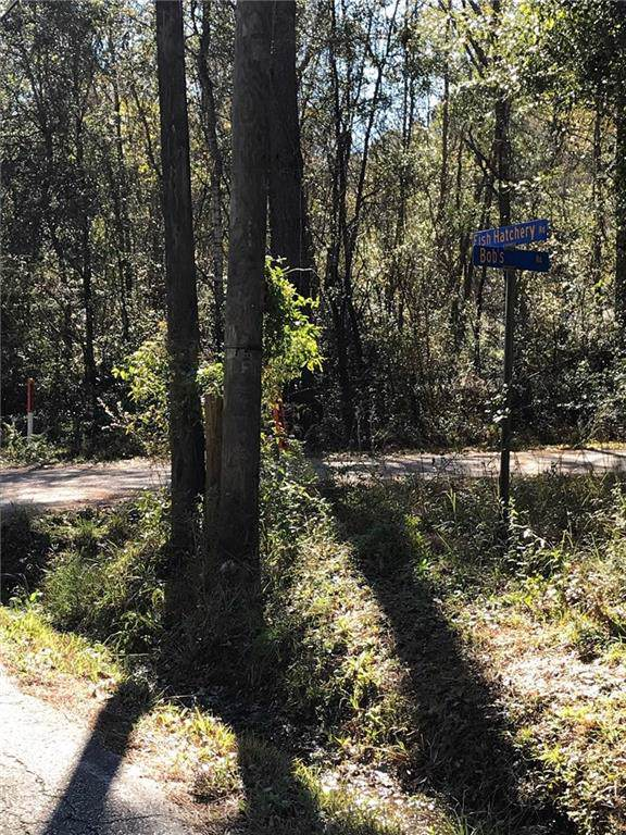 Fish Hatchery Road, Lacombe, LA 70445 (MLS #2197253) :: Nola Northshore Real Estate