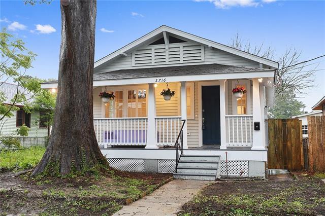 2716 Lavender Street, New Orleans, LA 70122 (MLS #2197616) :: The Sibley Group