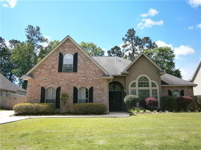 160 Golden Meadow Drive, Covington, LA 70433 (MLS #2199153) :: Amanda Miller Realty