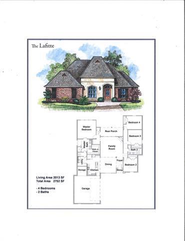 18217 Gallatin Drive, Loranger, LA 70446 (MLS #2199736) :: Inhab Real Estate