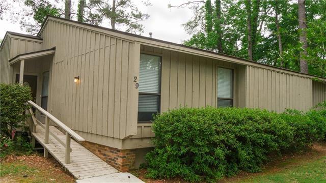 665 N Beau Chene Drive #29, Mandeville, LA 70471 (MLS #2200192) :: Turner Real Estate Group