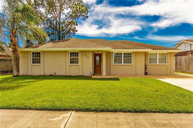 3804 Hillcrest Drive, Marrero, LA 70072 (MLS #2200389) :: Amanda Miller Realty