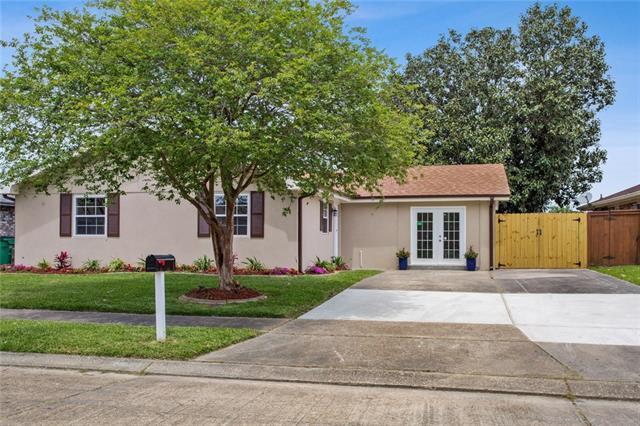 5105 Topaz Street, Marrero, LA 70072 (MLS #2200393) :: Turner Real Estate Group