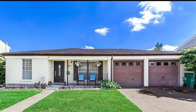 47 Osborne Avenue, Kenner, LA 70065 (MLS #2201915) :: Watermark Realty LLC
