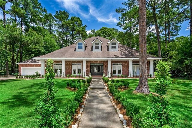124 Fox Run Drive, Mandeville, LA 70471 (MLS #2203599) :: Turner Real Estate Group