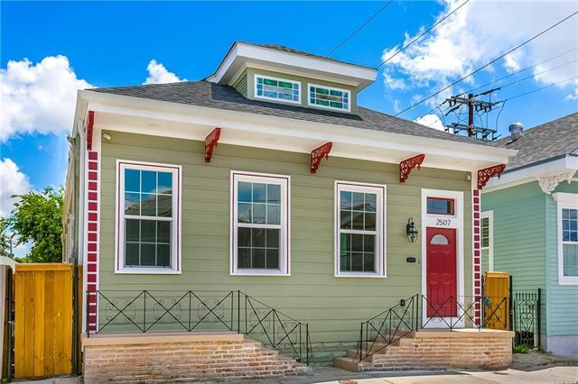 2507 St Ann Street, New Orleans, LA 70119 (MLS #2205507) :: Crescent City Living LLC