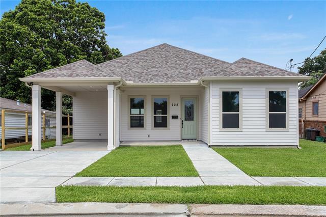 728 Oaklawn Drive, Metairie, LA 70005 (MLS #2206712) :: Watermark Realty LLC
