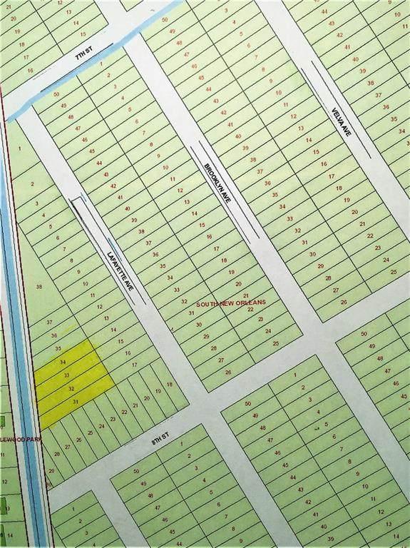 South New Orleans Subdivision, Harvey, LA 70058 (MLS #2206994) :: Amanda Miller Realty