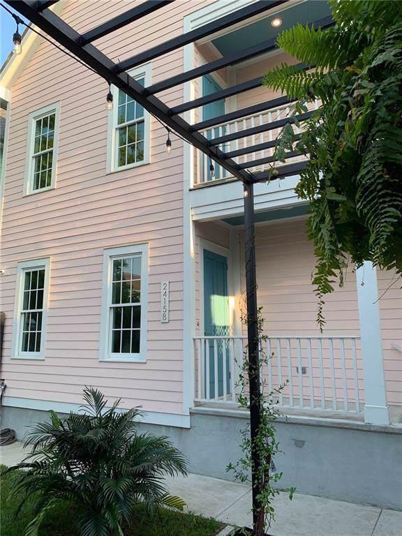 2415 Dauphine Street B, New Orleans, LA 70117 (MLS #2222579) :: Inhab Real Estate