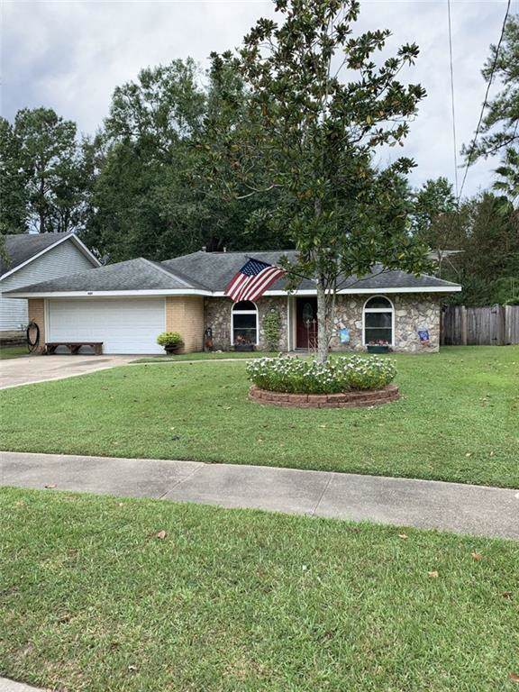 667 Dale Drive, Slidell, LA 70458 (MLS #2224183) :: Inhab Real Estate