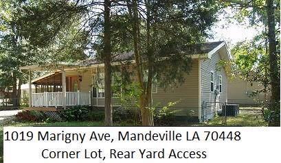 1019 Marigny Avenue, Mandeville, LA 70448 (MLS #2226567) :: Watermark Realty LLC
