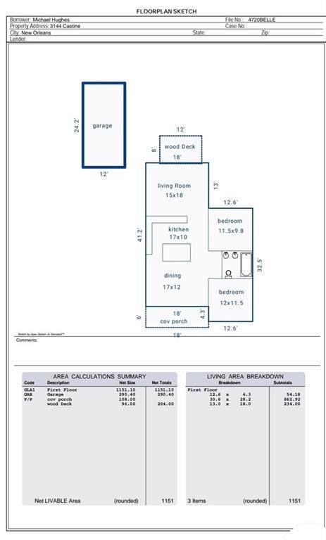 3144 Castine Street, New Orleans, LA 70119 (MLS #2227089) :: Inhab Real Estate