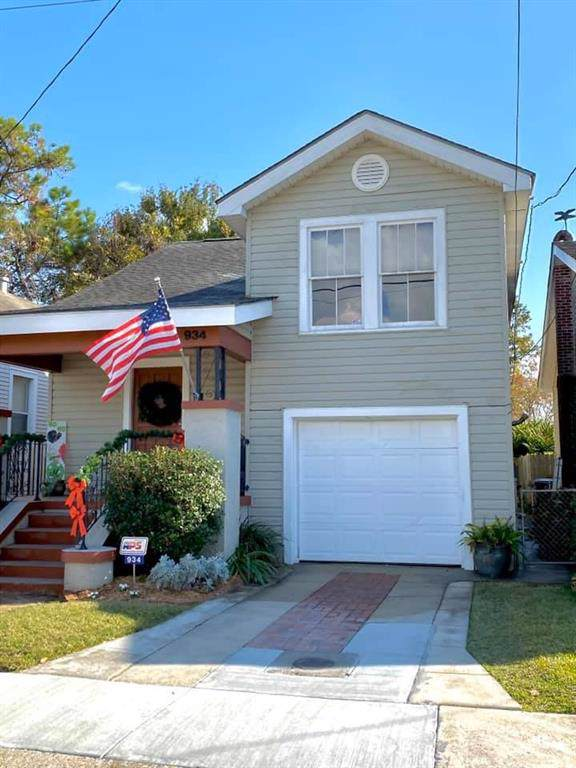 934 8TH Street, Gretna, LA 70053 (MLS #2233201) :: Parkway Realty