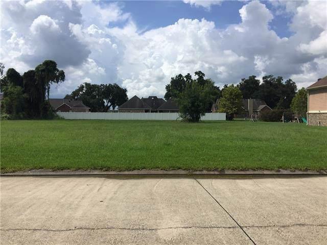 316 Luke Drive, Des Allemands, LA 70030 (MLS #2238308) :: Inhab Real Estate