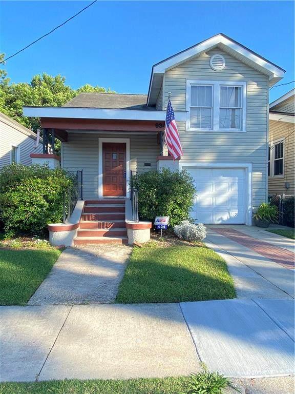934 Eighth Street, Gretna, LA 70053 (MLS #2250557) :: Top Agent Realty