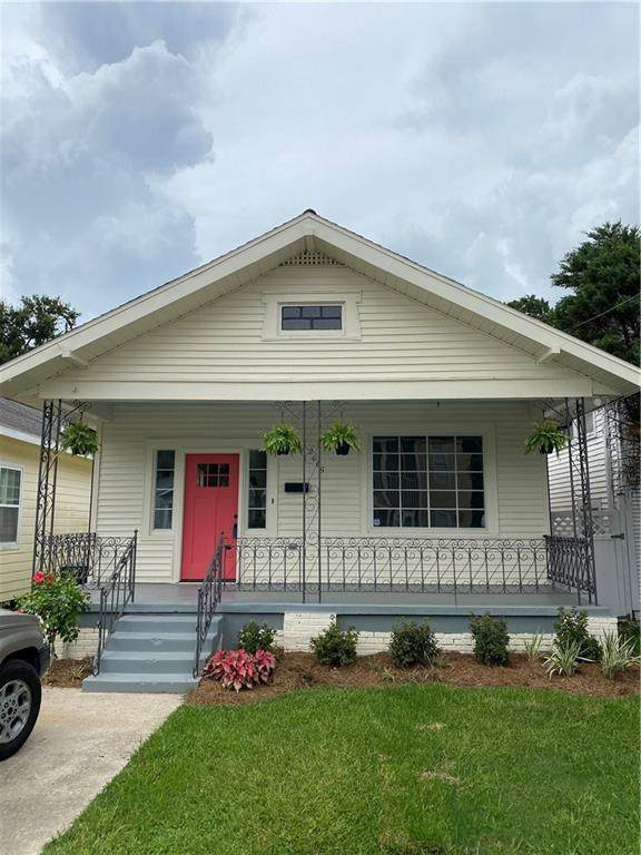 2665 Clover Street, New Orleans, LA 70122 (MLS #2257017) :: Reese & Co. Real Estate