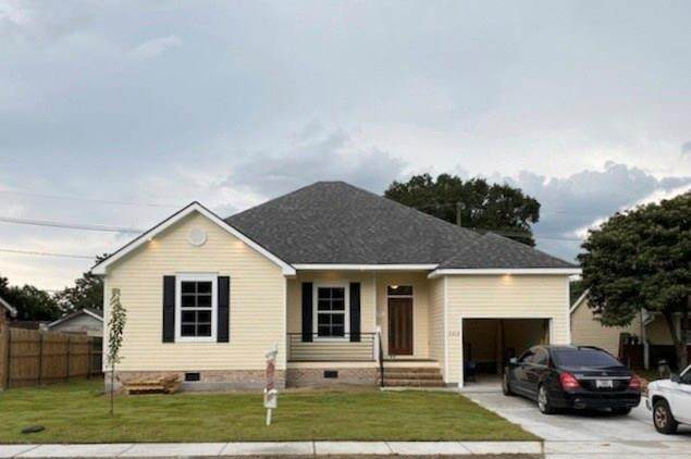 3312 Ole Miss Drive, Kenner, LA 70065 (MLS #2264650) :: Watermark Realty LLC