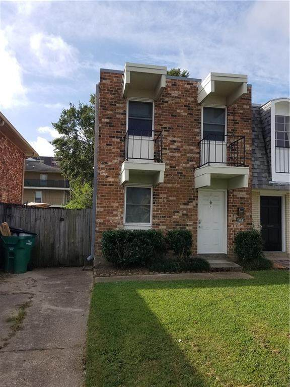 4908 Wabash Street #4908, Metairie, LA 70001 (MLS #2265426) :: Turner Real Estate Group