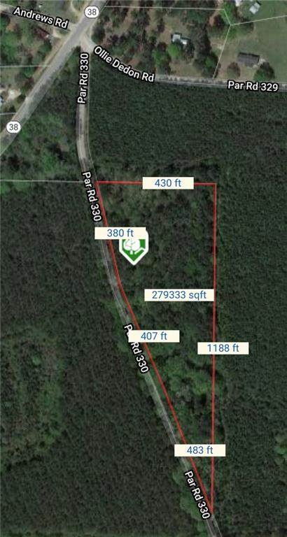 8.56 Acres Albert Magee Road, Mt. Hermon, LA 70450 (MLS #2265452) :: Crescent City Living LLC