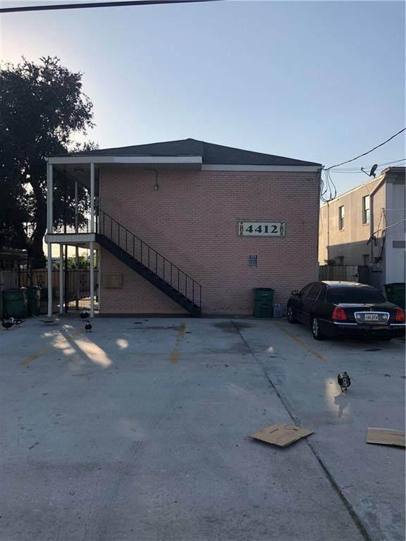 4412 Herrmann Street, Metairie, LA 70006 (MLS #2276241) :: Parkway Realty