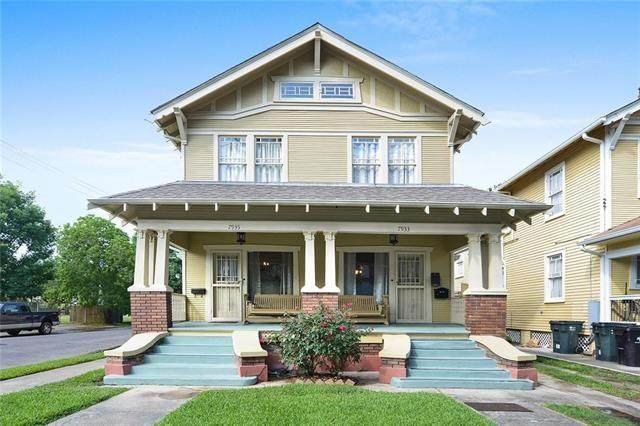 7933 Birch Street, New Orleans, LA 70118 (MLS #2287120) :: Reese & Co. Real Estate