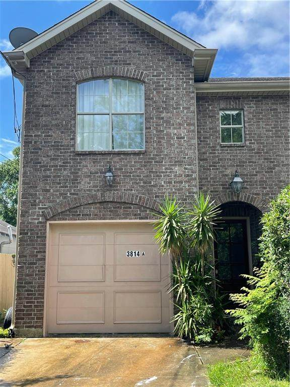 3814 Roman Street A, Metairie, LA 70001 (MLS #2307036) :: United Properties