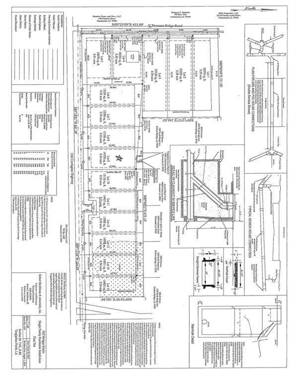 18025 Old Covington Highway, Hammond, LA 70403 (MLS #2307789) :: Robin Realty