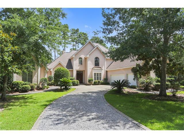 5 Heron Lane, Mandeville, LA 70471 (MLS #2055979) :: Turner Real Estate Group