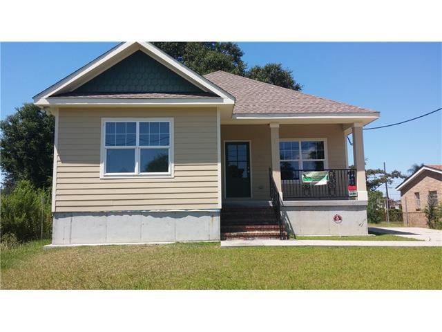 5516 Montegut Drive, New Orleans, LA 70126 (MLS #2072899) :: Crescent City Living LLC