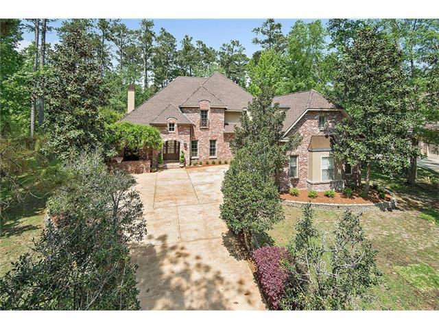 33 Tupelo Trace, Mandeville, LA 70471 (MLS #2098228) :: Turner Real Estate Group
