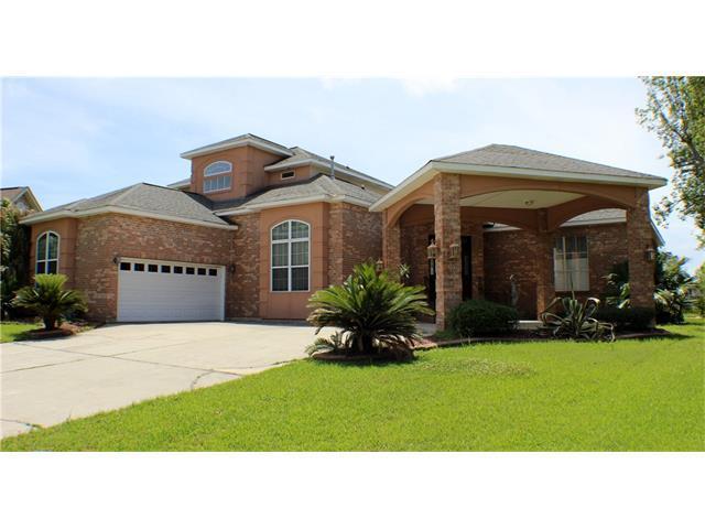5 Carmel Valley Drive, Slidell, LA 70458 (MLS #2100746) :: Turner Real Estate Group