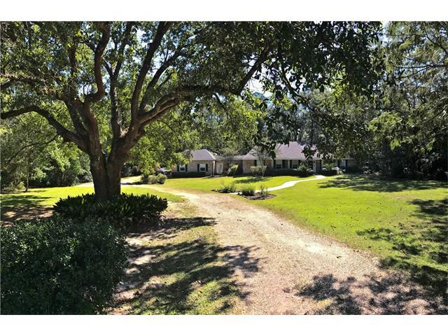124 Fern Drive, Covington, LA 70433 (MLS #2121580) :: Turner Real Estate Group