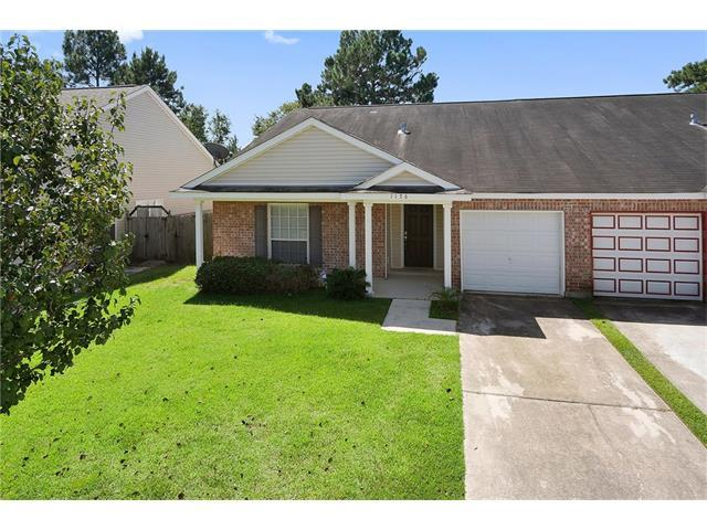1136 Clairise Court, Slidell, LA 70461 (MLS #2123971) :: Top Agent Realty