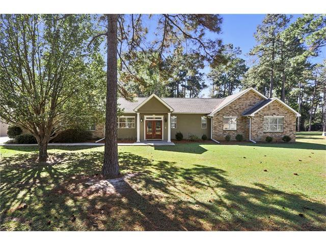 124 Pine Avenue, Madisonville, LA 70447 (MLS #2130532) :: Turner Real Estate Group