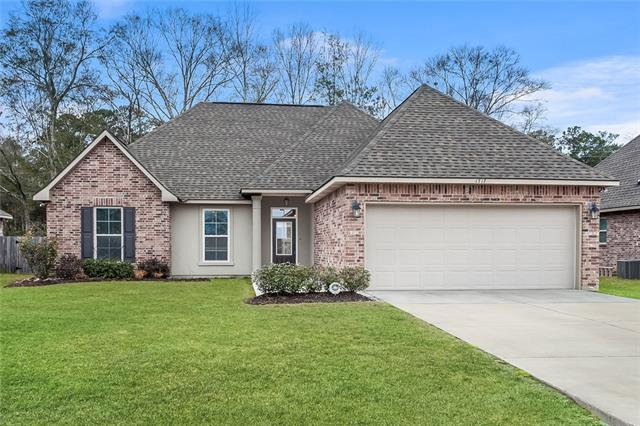 1717 Orchard Drive, Covington, LA 70435 (MLS #2139526) :: Turner Real Estate Group