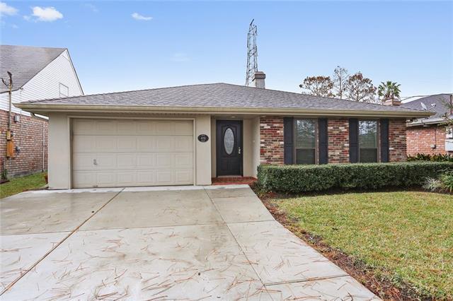 4733 David Drive, Kenner, LA 70065 (MLS #2149393) :: Crescent City Living LLC