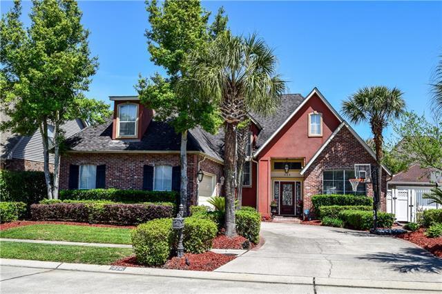 228 Little Bayou Lane, Kenner, LA 70065 (MLS #2153971) :: Parkway Realty