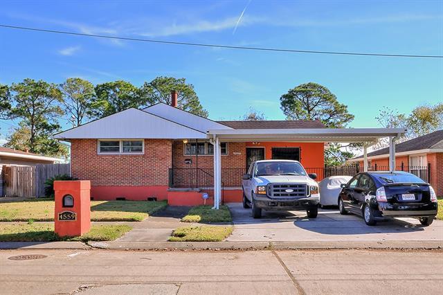 4559 Cerise Avenue, New Orleans, LA 70127 (MLS #2155203) :: ZMD Realty