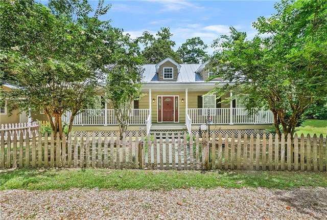 12145 Jones Road, Covington, LA 70435 (MLS #2155435) :: The Sibley Group