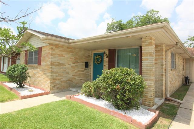 800 Manson Avenue, Metairie, LA 70001 (MLS #2156851) :: Turner Real Estate Group