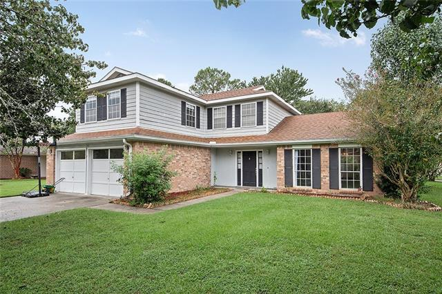 105 Cedarwood Drive, Slidell, LA 70461 (MLS #2171747) :: Turner Real Estate Group